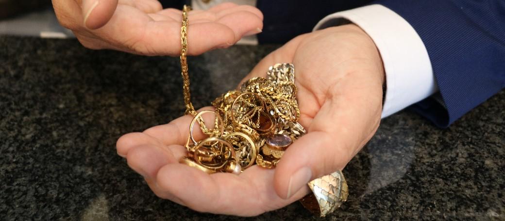 Juwelen zijn op dit moment letterlijk goud waard
