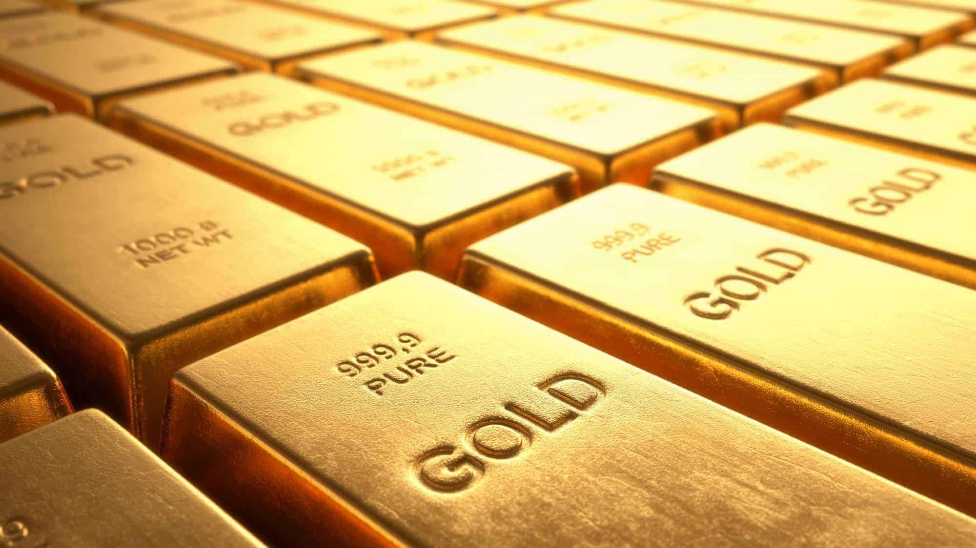 Goudprijs stijgt naar hoogste niveau sinds 2012