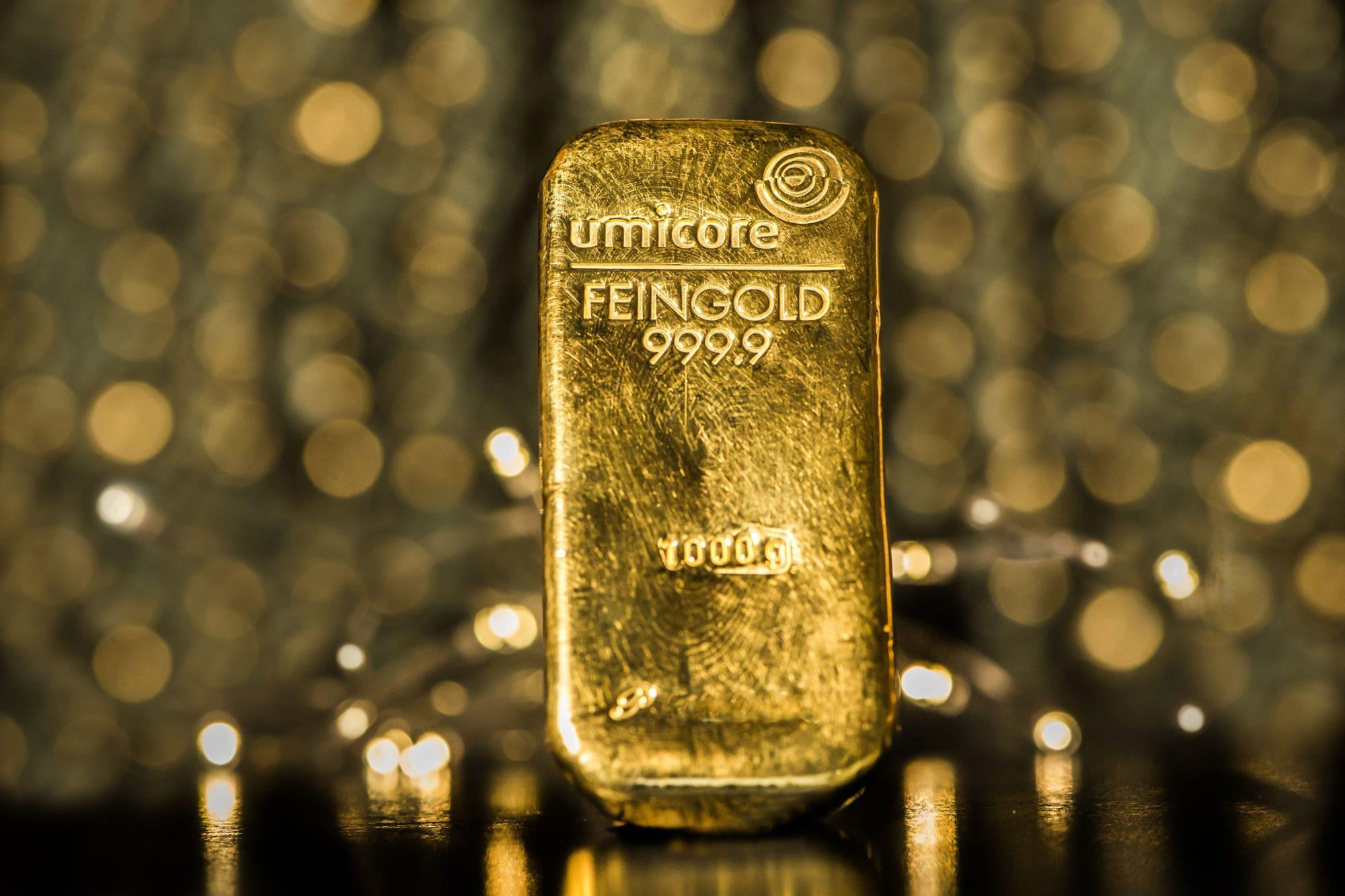 Sterkste maandstijging goudprijs sinds 2016