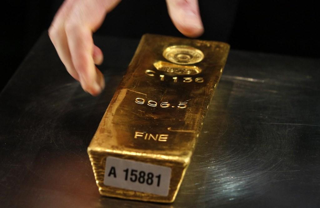 Goud is ieders hebbeding
