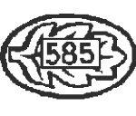Goudprijs keurmerken goud 585 duizendsten 14 karaat