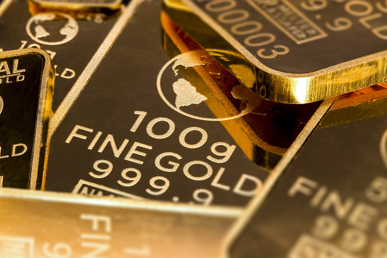 Goud is weer de 'veilige haven' voor beleggers