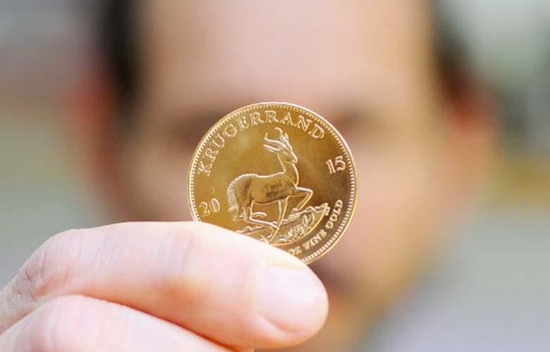 Goud werd dit jaar bijna een kwart meer waard