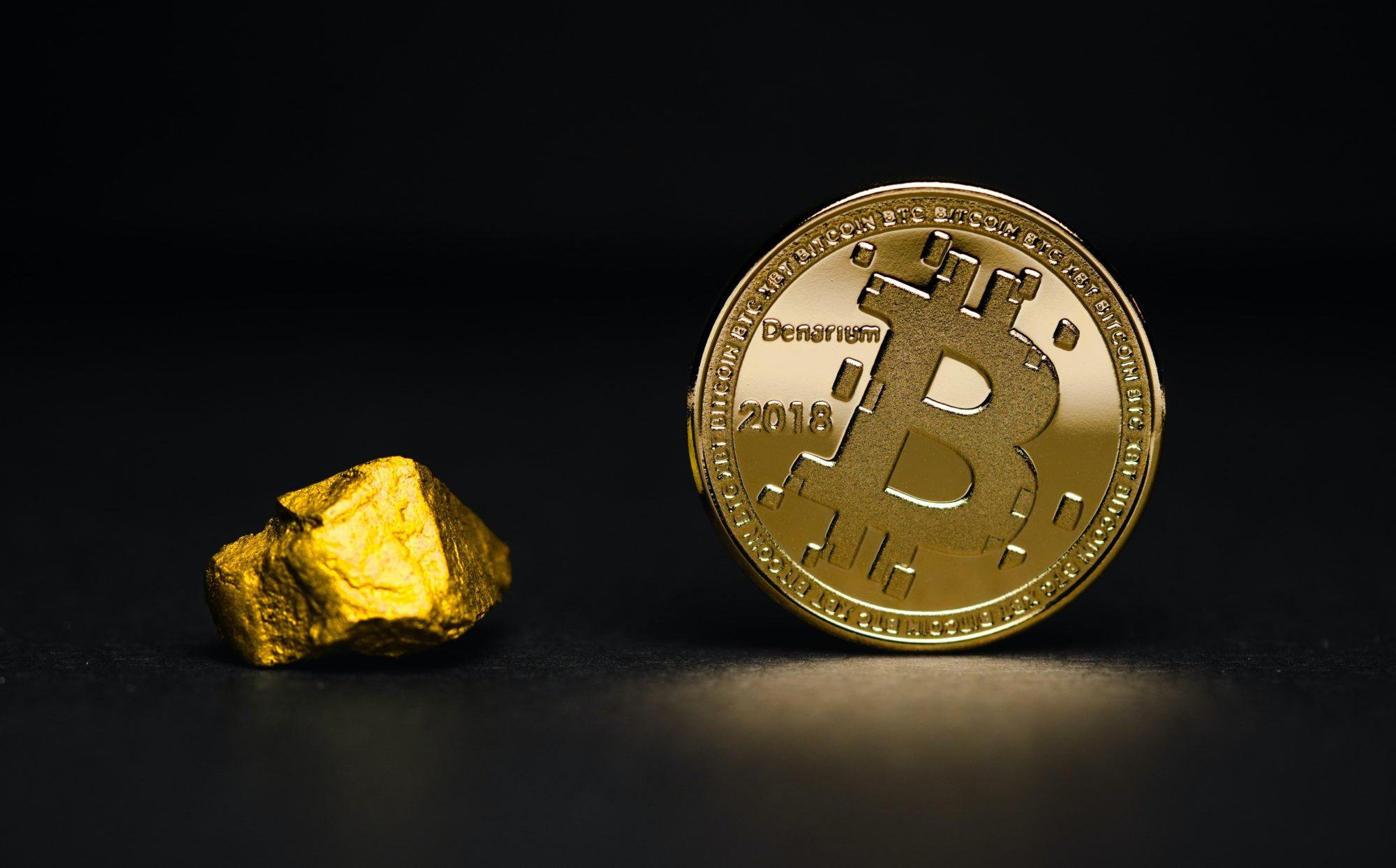 Bitcoin versus goud: 10 experts geven aan waar hun voorkeur ligt