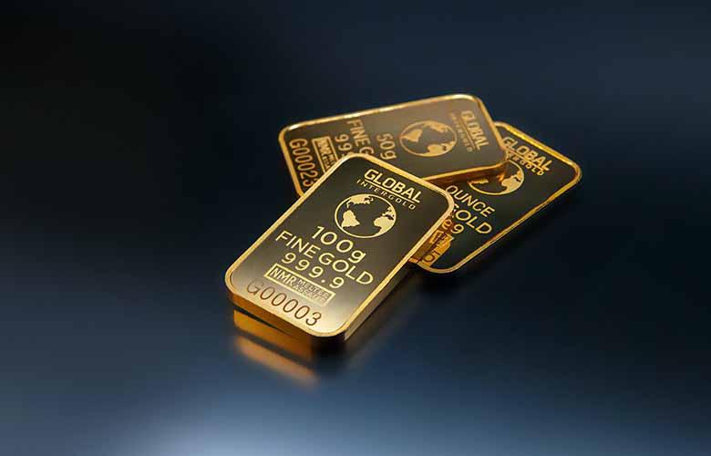 Bitcoin en goud gaan stijgen wanneer aandelenmarkt inzakt